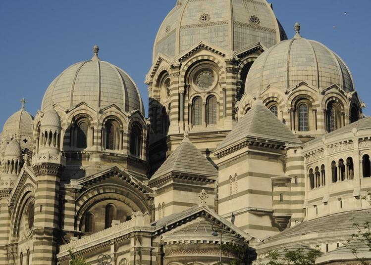 Visite De La Cathédrale La Nouvelle Major à Marseille