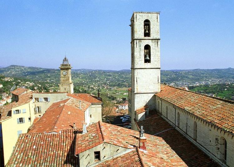 Visite De La Cathédrale Notre-dame Du Puy à Grasse
