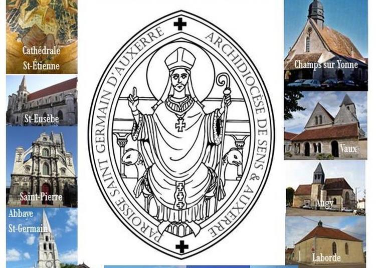Visite De La Cathédrale Saint-etienne D'auxerre à Auxerre
