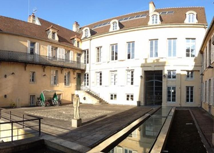 Visite De La Chambre Régionale Des Comptes Bourgogne-franche-comté à Dijon