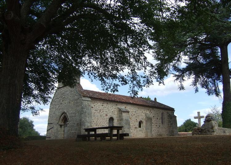 Visite De La Chapelle De Bellefaye à Soumans
