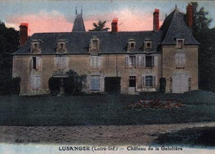 Visite De La Chapelle De La Galotière à Lusanger