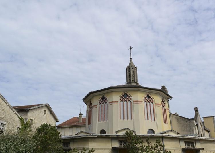 Visite De La Chapelle De La Madeleine. à Bourg en Bresse