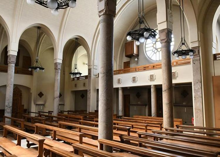 Visite De La Chapelle De La Madeleine à Bourg en Bresse