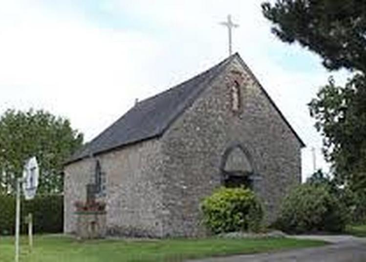 Visite De La Chapelle De La Magdeleine à Saint Vincent des Landes