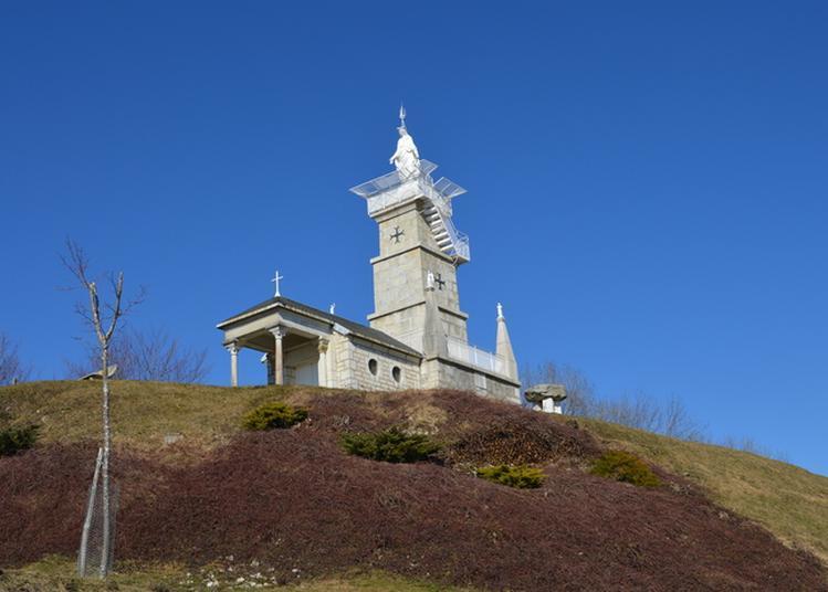 Visite De La Chapelle De Notre-dame-du-château à Miribel les Echelles
