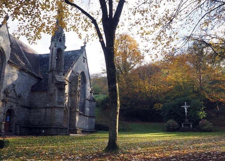 Visite De La Chapelle De Ty Mamm Doué à Quimper