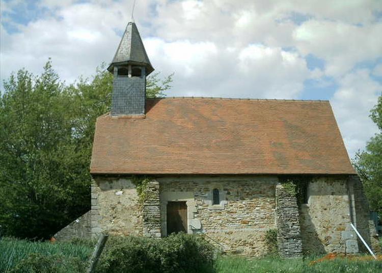 Visite De La Chapelle Des Forges à Fresselines