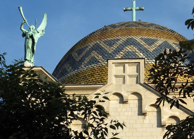 Visite De La Chapelle Des Soeurs Auxiliatrices à Paris 6ème