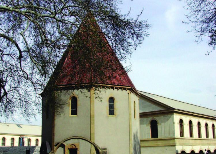 Visite De La Chapelle Des Templiers à Metz