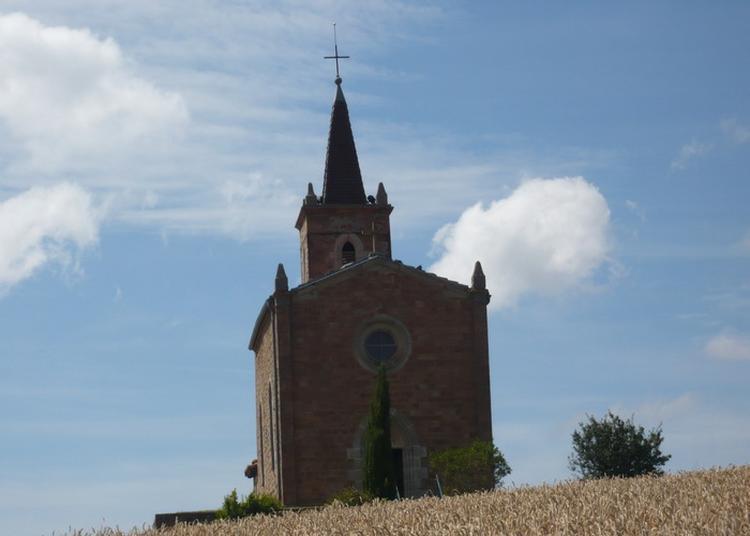 Visite De La Chapelle Notre Dame De La Salette à Coise
