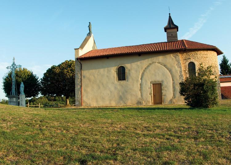 Visite De La Chapelle Notre-dame Du Mont, Panorama Et Table D'orientation à Gillonnay