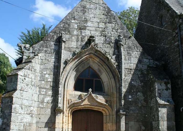 Visite De La Chapelle Saint-cado D'auray à Auray