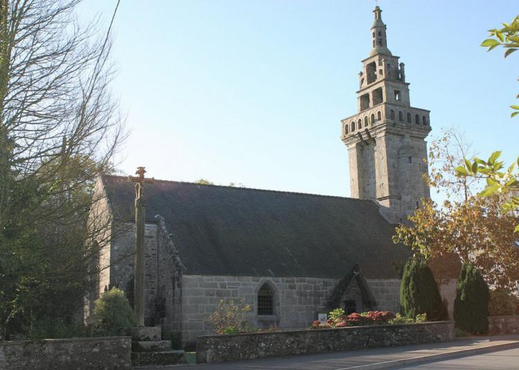 Visite De La Chapelle Saint-fiacre De Plouider