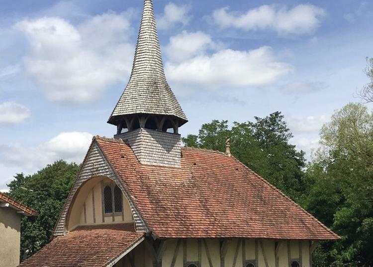 Visite De La Chapelle Saint-jean à Soulaines Dhuys