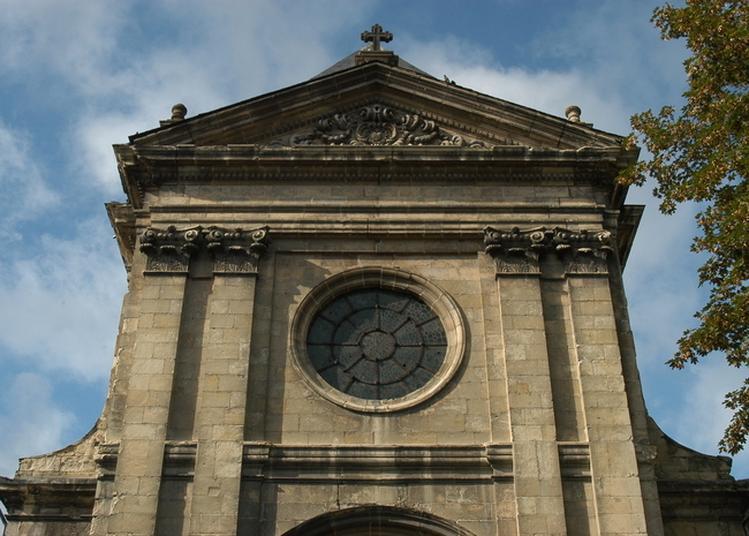 Visite De La Chapelle Saint-joseph, Ancienne Visitation à Moulins