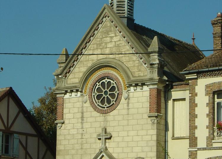 Visite De La Chapelle Vermiglio à Sens