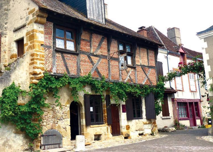 Visite De La Cité Médiévale De Mennetou-sur-cher à Mennetou sur Cher