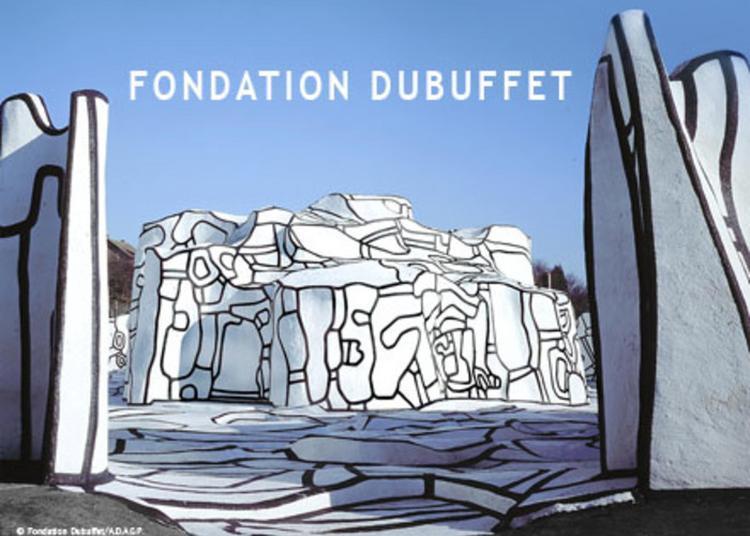 Visite De La Closerie Falbala Et De La Villa Falbala - Fondation Dubuffet- Périgny-sur-yerres à Perigny