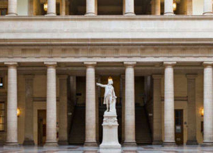 Visite De La Cour D'appel D'aix-en-provence (palais Verdun) à Aix en Provence