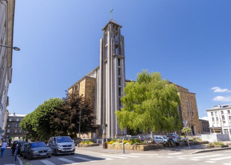 Visite De La Crypte De L'église Saint-louis De Brest