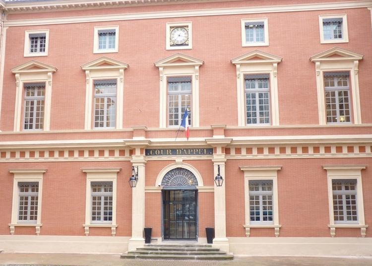 Visite De La Crypte Ou Des Salles Historiques De La Cour D'appel De Toulouse