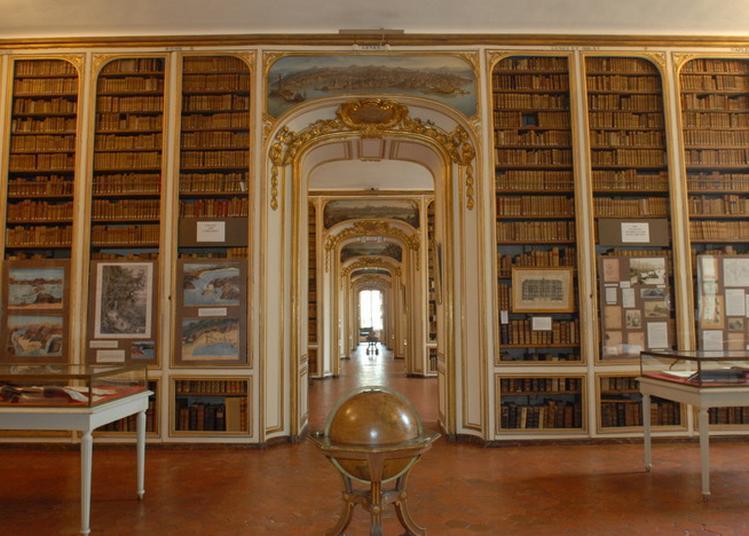 Visite De La Galerie D'honneur De L'hôtel Des Affaires étrangères à Versailles