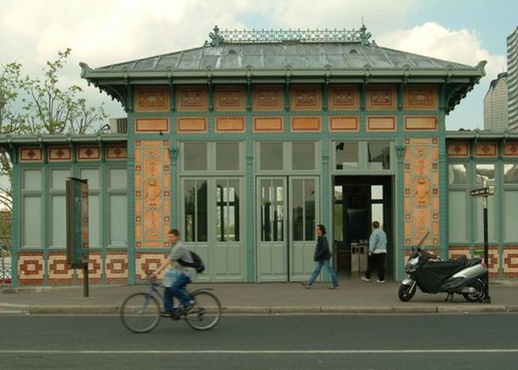 Visite De La Gare De Javel à Paris 15ème