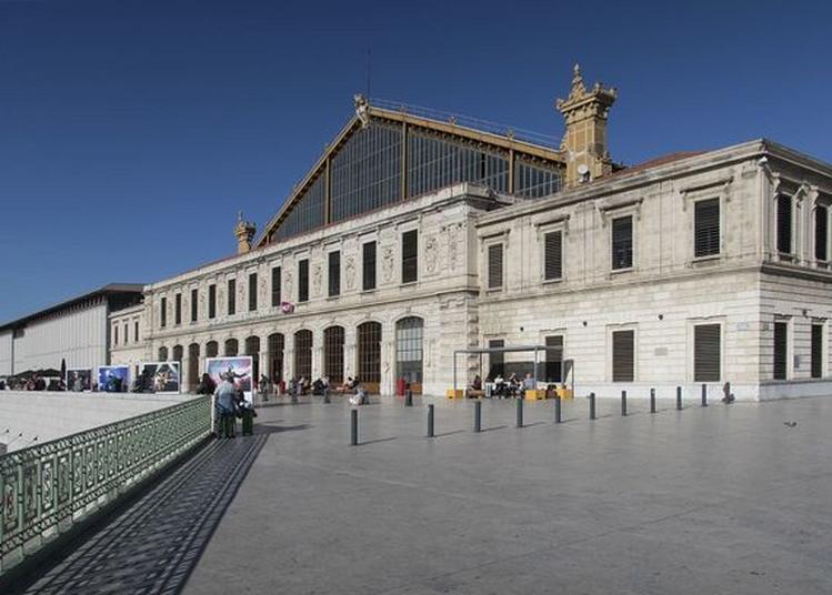 Visite De La Gare De Marseille Saint -charles