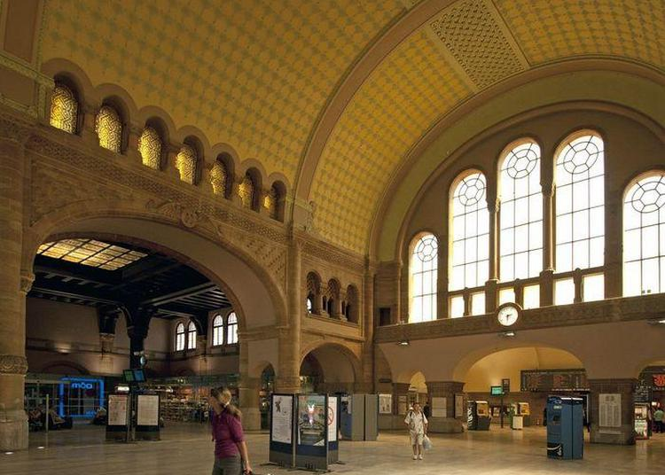 Visite De La Gare De Metz