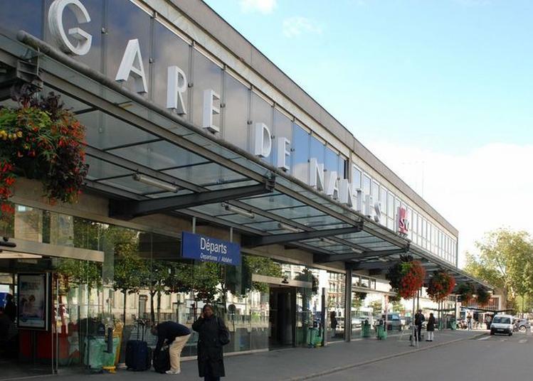 Visite De La Gare De Nantes