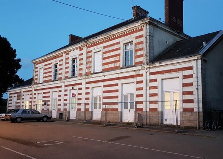 Visite De La Gare De Pontivy (napoléonville)