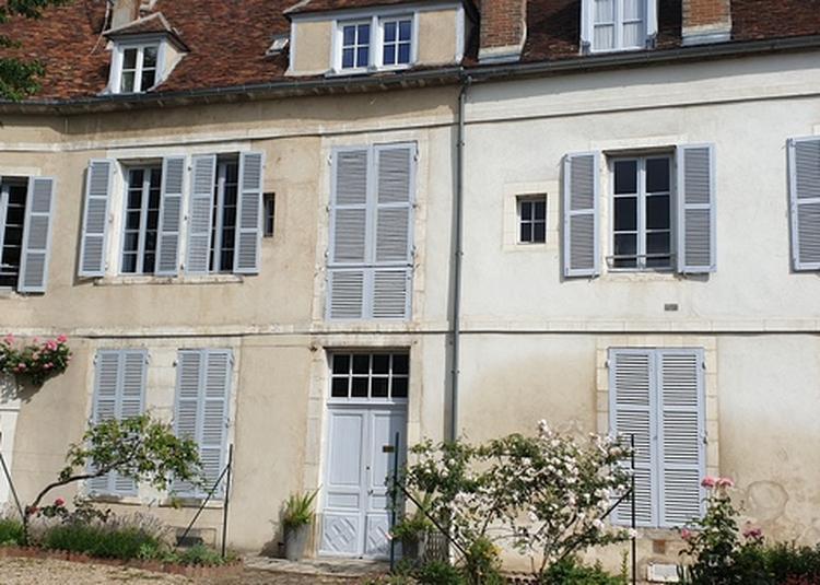 Visite De La Maison D'écrivain Marie Noël à Auxerre