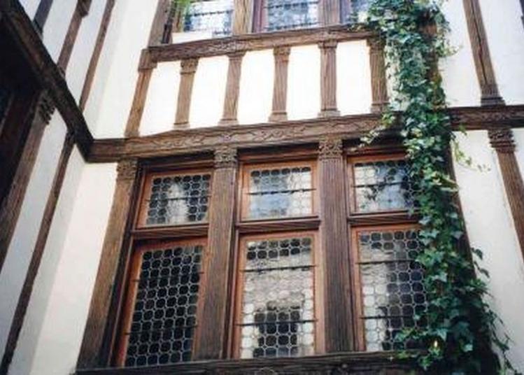Visite De La Maison De Marie Touchet à Paris 4ème