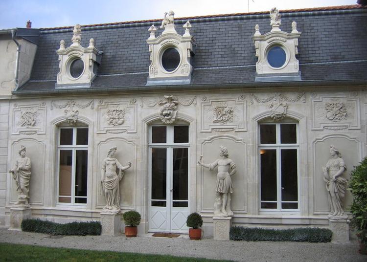 Visite De La Maison Des Goncourt à Neufchateau