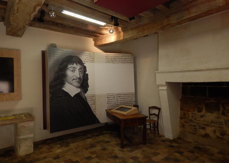Visite De La Maison Descartes Et Découverte Des Oeuvres De L'artothèque à Chatellerault
