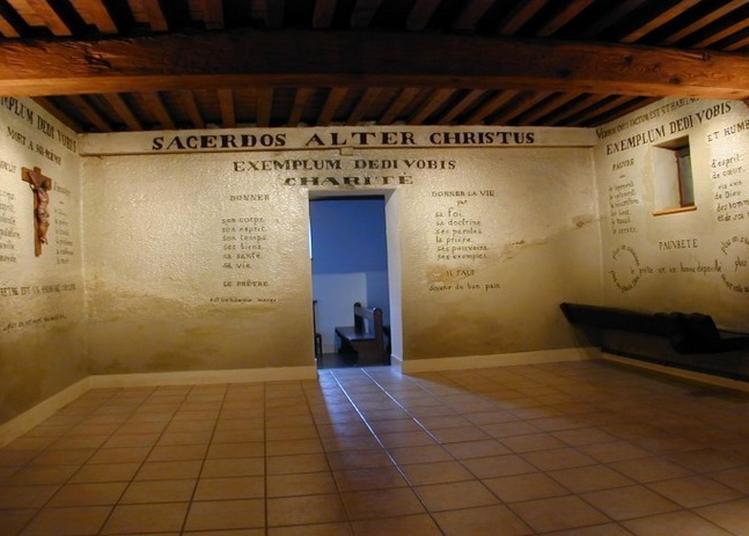 Visite De La Maison Du Père Chevrier à Saint-fons. à Saint Fons