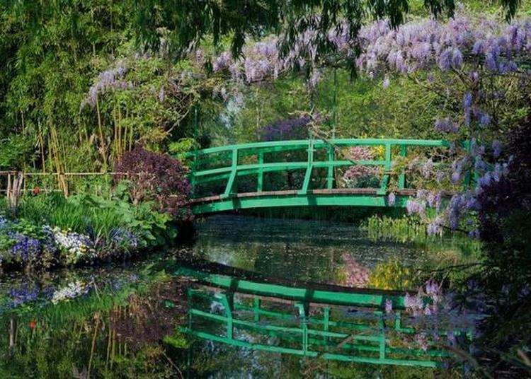 Visite De La Maison Et Des Jardins De Claude Monet à Giverny