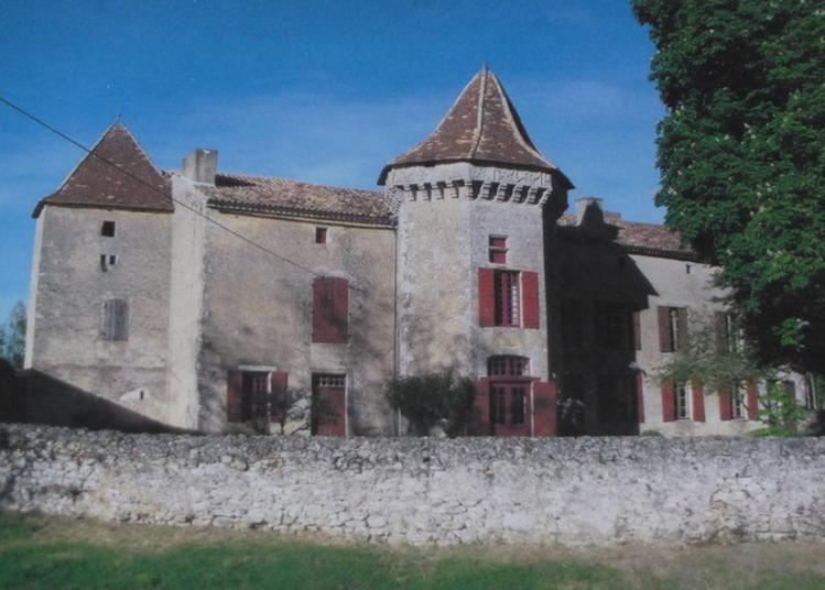 Visite De La Maison Forte De Boisset à Berson