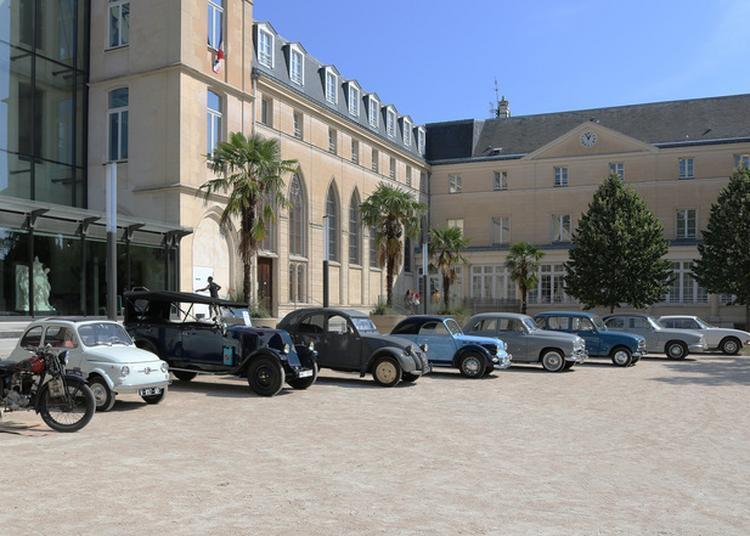 Visite De La Médiathèque De L'architecture Et Du Patrimoine Et Présentation De Ses Collections à Charenton le Pont