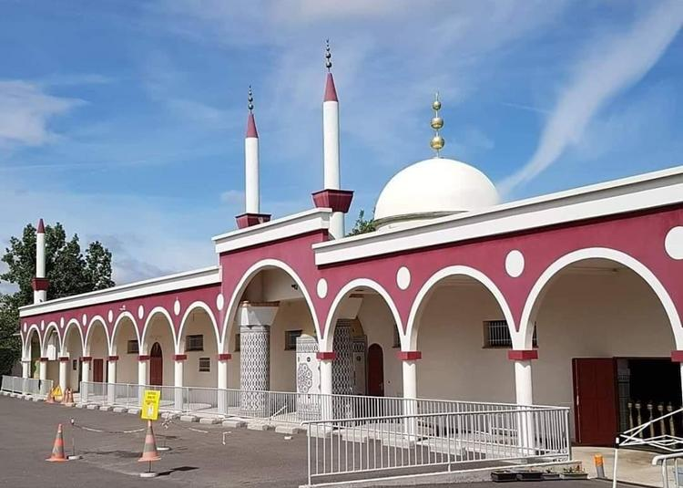 Visite de la mosquée d'Agen
