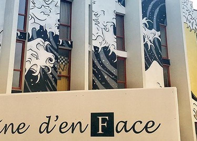 Visite De La Piscine D'en Face Et Surprises Artistiques ! à Sainte Genevieve des Bois