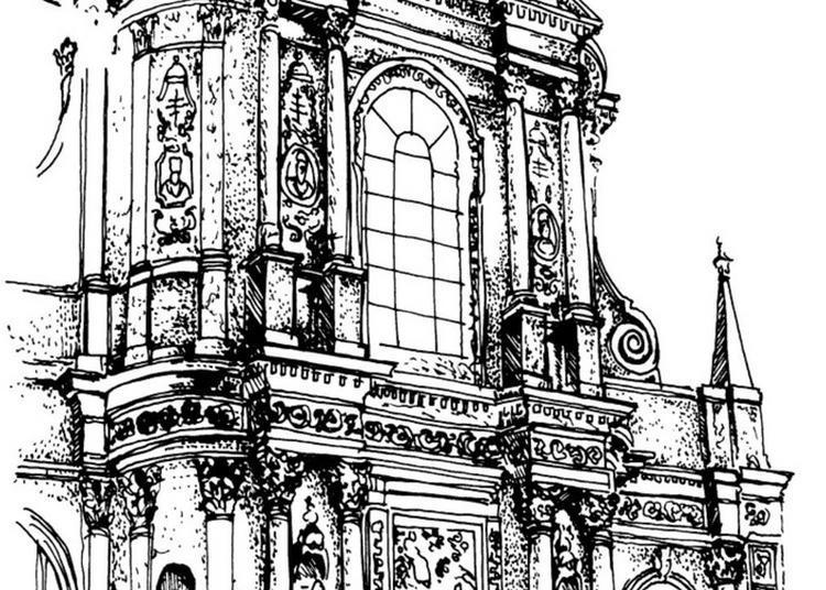 Visite De La Sacristie De L'église Notre-dame à Bordeaux