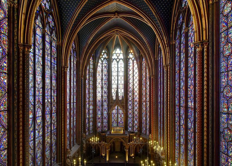 Visite De La Sainte-chapelle à Paris 1er