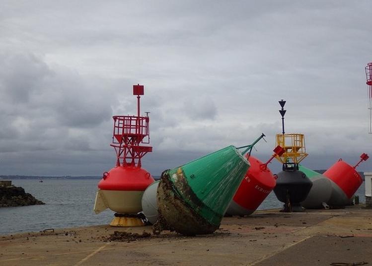 Visite De La Subdivision Des Phares Et Balises De Brest