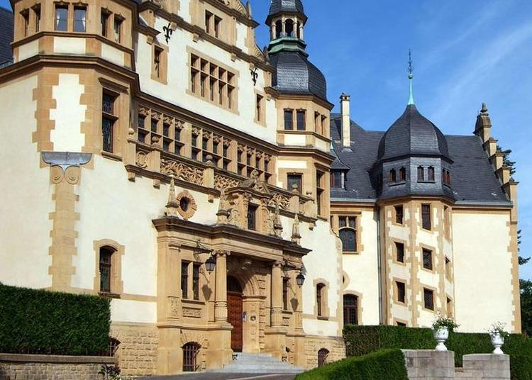 Visite De La Tour D'enfer Et Du Palais à Metz