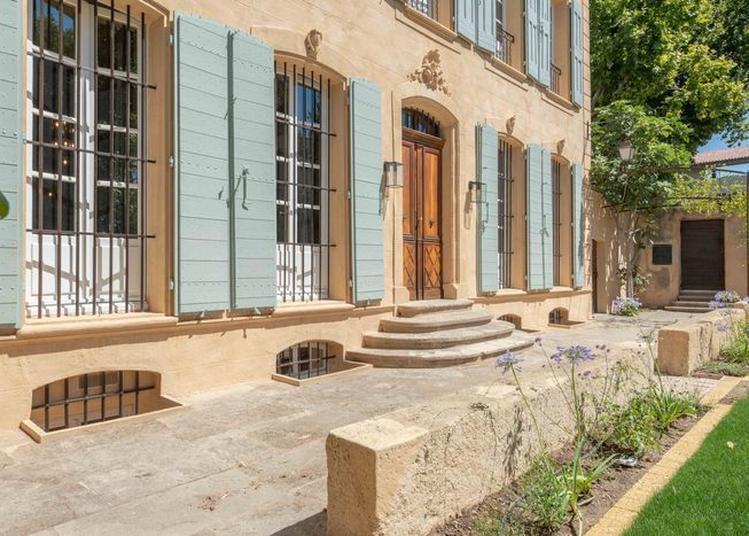 Visite De La Villa Acantha à Aix-en-provence à Aix en Provence