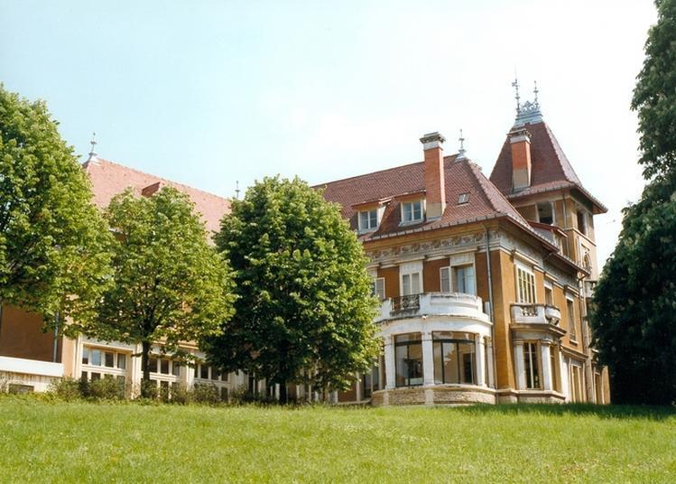 Visite De La Villa Berliet « Art Nouveau » à Lyon