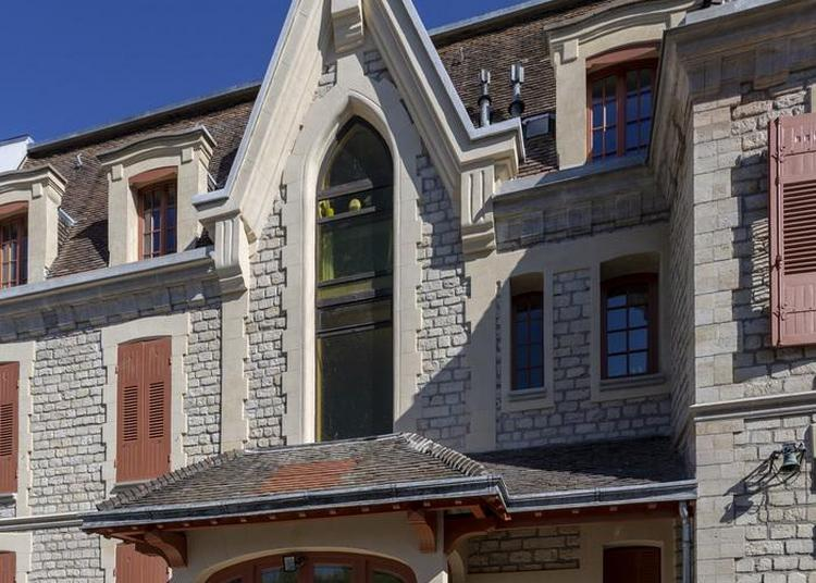 Visite De La Villa Saint-cyr à Bourg la Reine