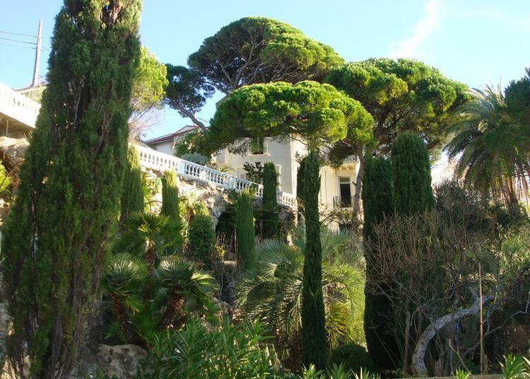 Visite De La Villa Santa Lucia, Propriété Inscrite Au Titre Des Monuments Historiques à Marseille